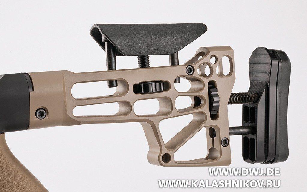 Винтовка Browning X-Bolt. Приклад
