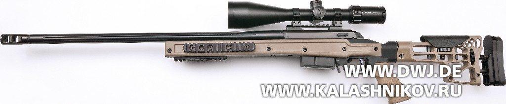 Винтовка Browning X-Bolt MDT HS3