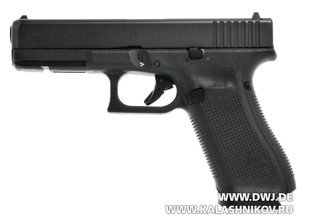 пистолет Glock 17 gen 5