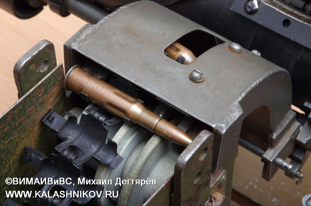 Подающий механизм ТКБ-041 № 3, пулемёт ярцева, minigun