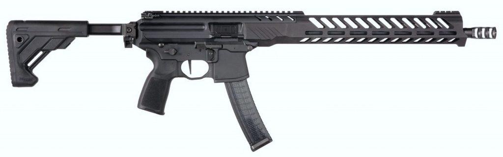 SIG MPX PCC, пистолет-карабин