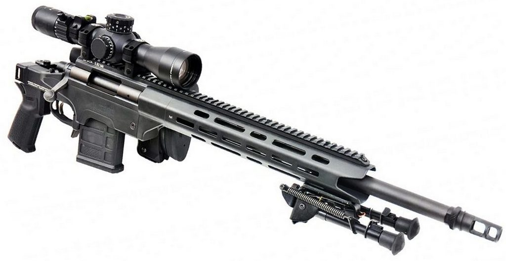 Винтовка Saber M700 Tactical Rifle, система Remington Model 700