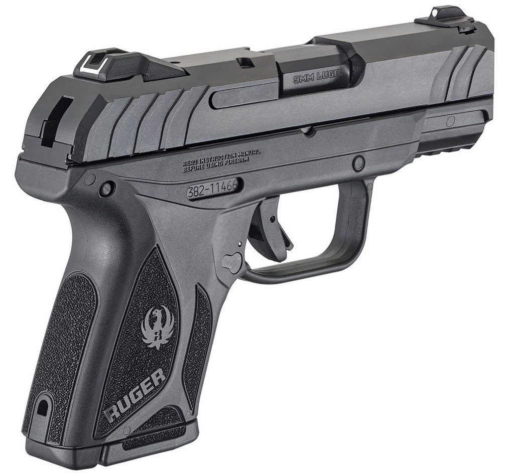 Ruger Security pistol
