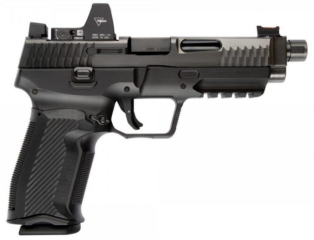 Пистолет NEMO Arms MK-9MM-5SFTB-B