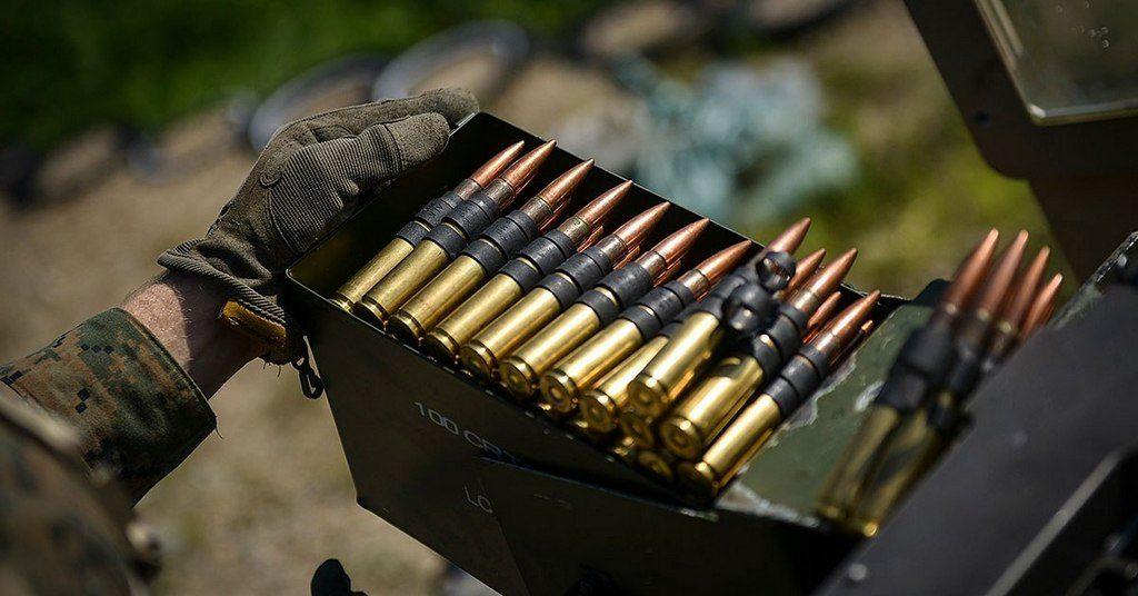 50 bmg, пулемётб патроныб 12,7х99