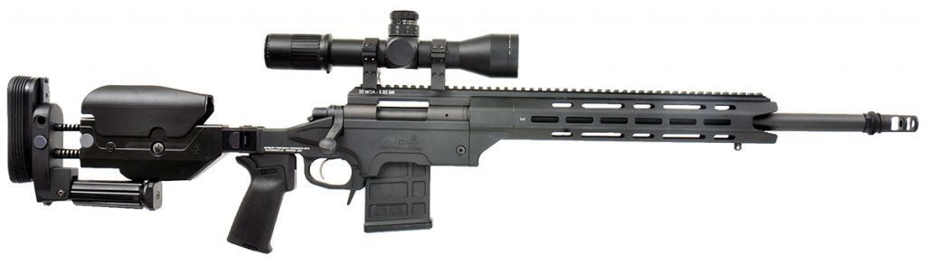 Saber M700 Tactical Rifle, .308 Win.,6.5 Creedmoor, Remington Model 700
