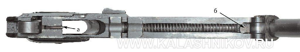 Рамка 9-мм пистолета CZ 38