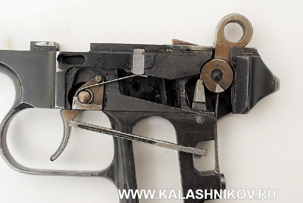 УСМ 9-мм пистолета CZ 38