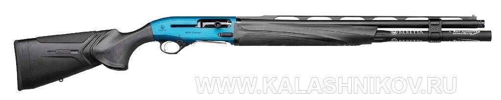 спортивное ружье Beretta 1301 Comp PRO на выставке IWA 2019