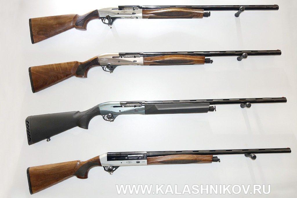 Самозарядные ружья RECARMS на выставке IWA 2019