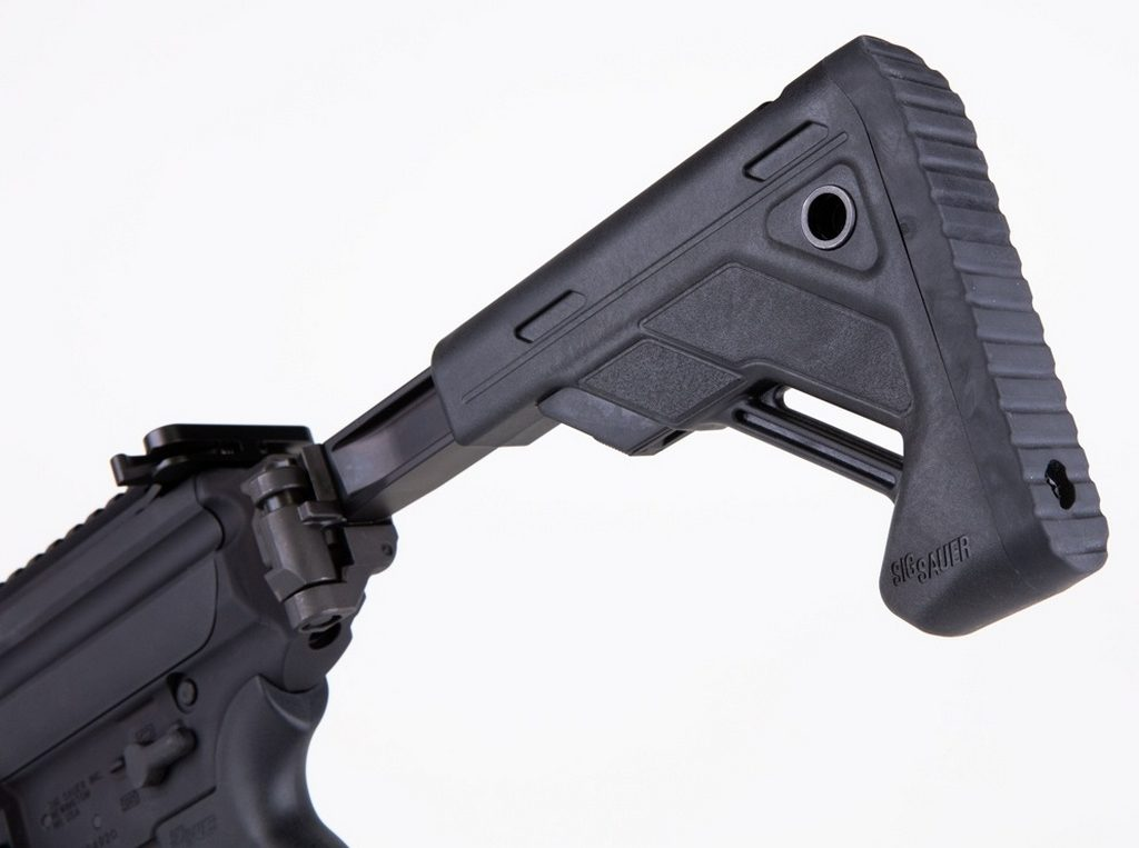 SIG MPX PCC, приклад, пистолет-карабин