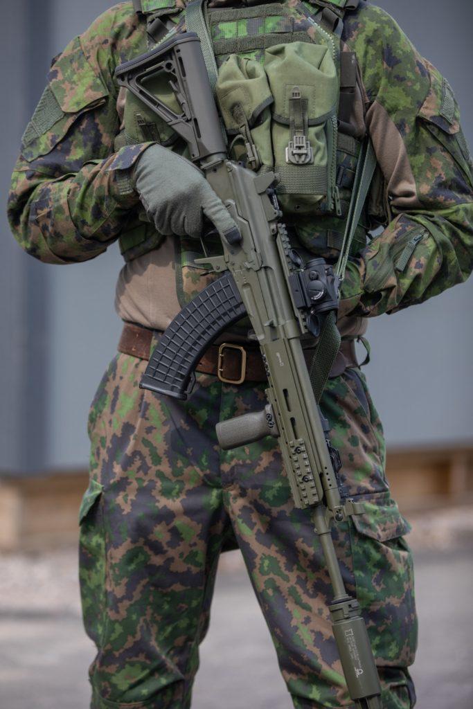 автомат RK62 M3, финляндий