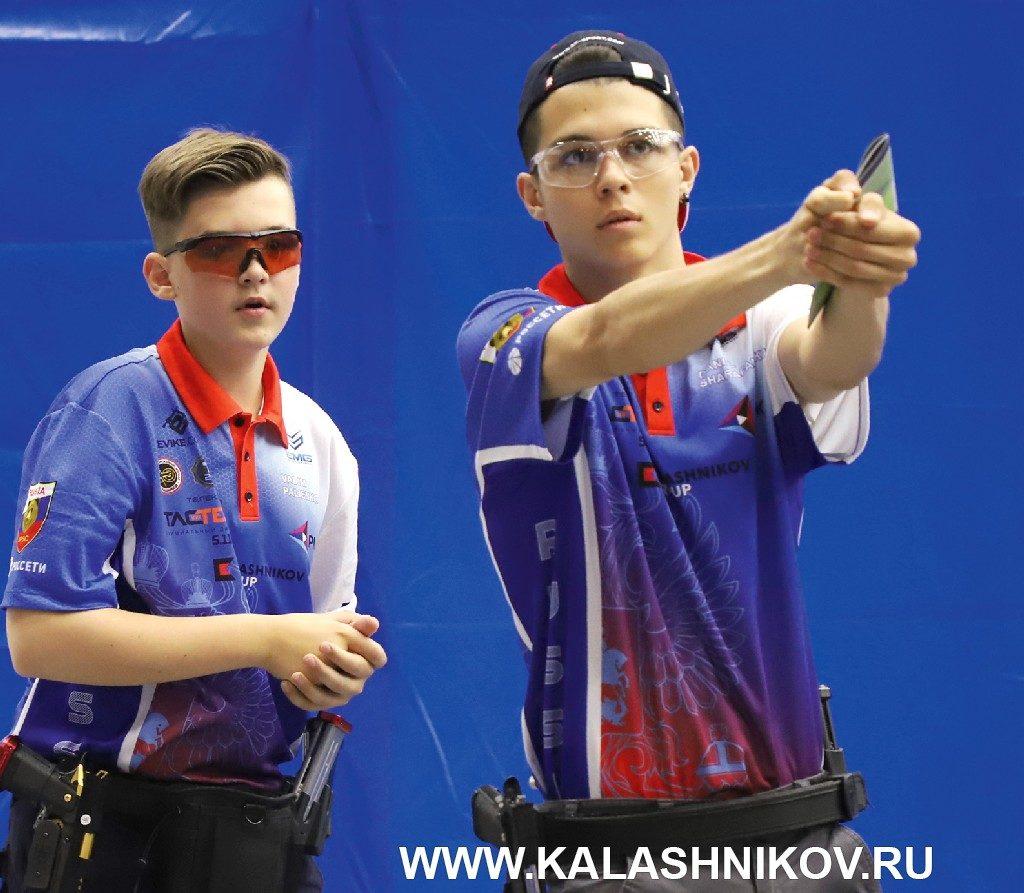 Российские юниоры на чемпионате мира по action air в Гонконге