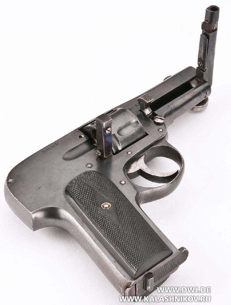 выталкиватель гильз пистольвера