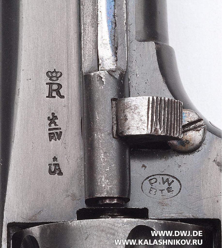 клеймение пистольвера
