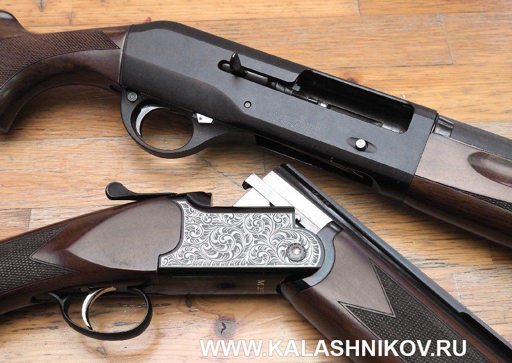 Ружья  Kral Arms M27E и CD Europe Vero