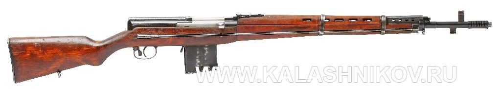 винтовка СВТ-38