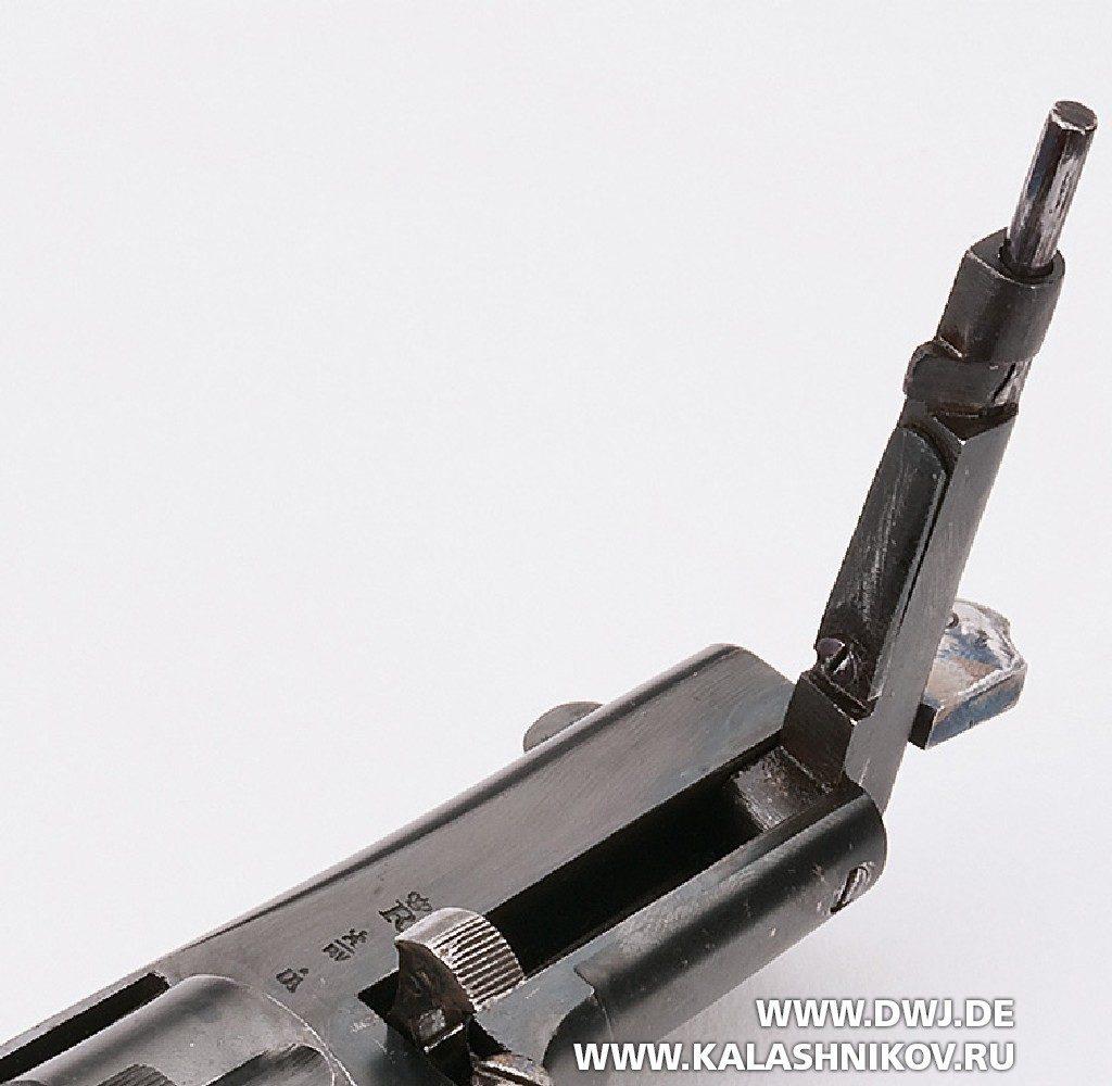 головка выталкивателя пистольвера
