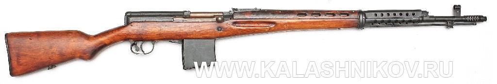 винтовка СВТ-40