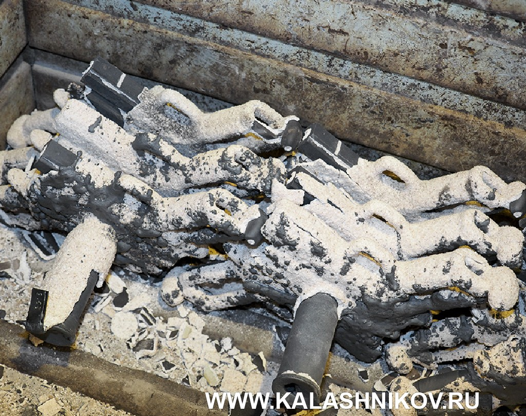 точное литье на производстве CZ. Фото 6