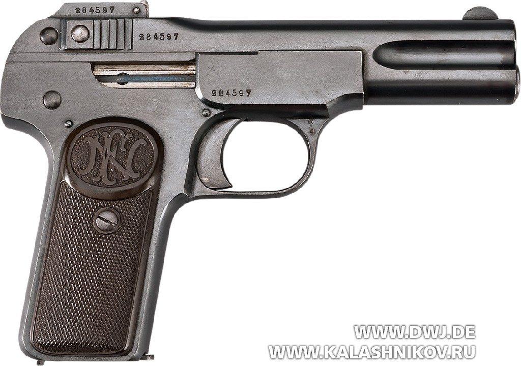 Пистолет Браунинга