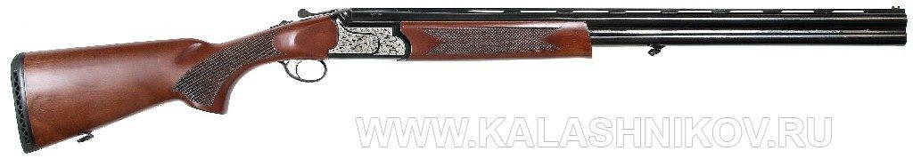 двуствольное ружьё 12 калибра Kral Arms M27E