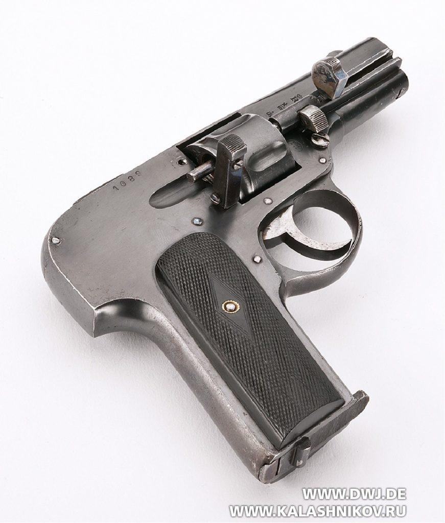 экстрактор гильз пистольвера