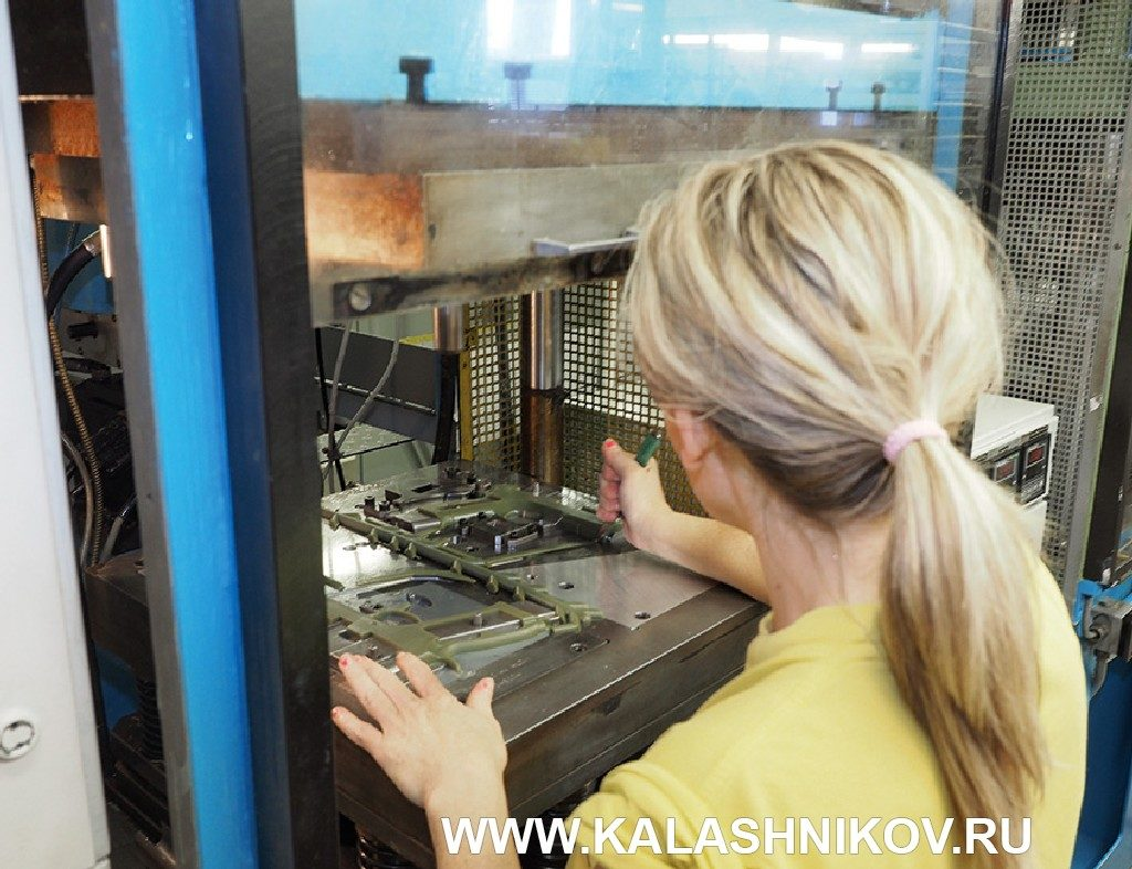 точное литье на производстве CZ. Фото 1