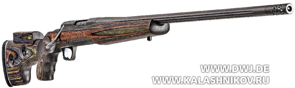 Browning X-Bolt Pro Long Range GRS SHOT Show 2019