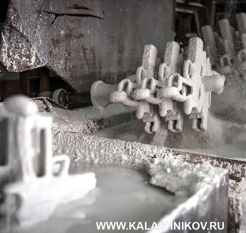 точное литье на производстве CZ. Фото 3