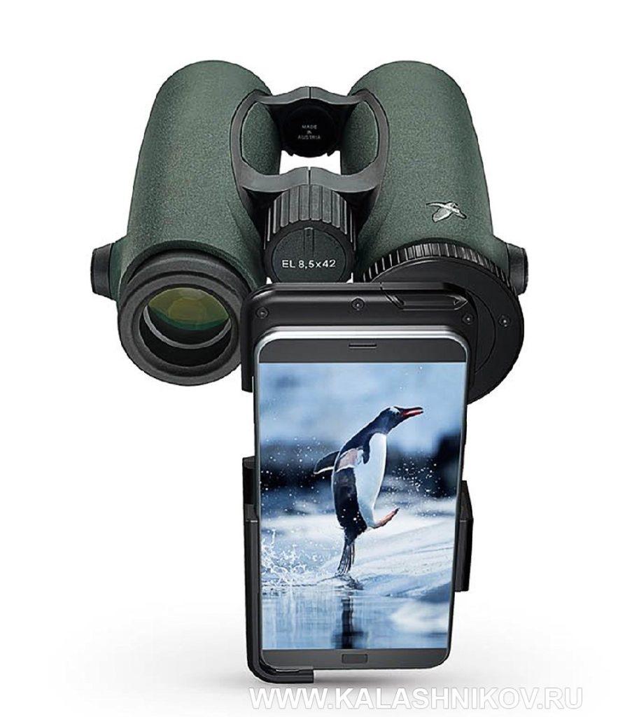 адаптер для смартфонов Swarovski VPA на выставке IWA 2019