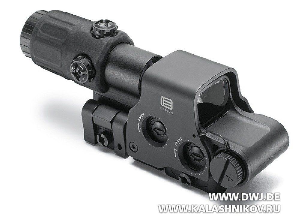 прицел EoTech Holographic Hybrid Sight II  SHOT Show 2019