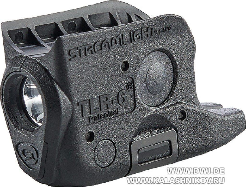 тактический фонарь Streamlight  SHOT Show 2019