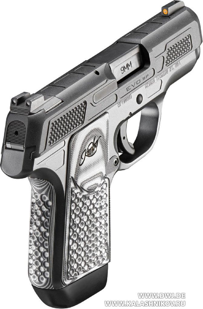 пистолет  Kimber  SHOT Show 2019