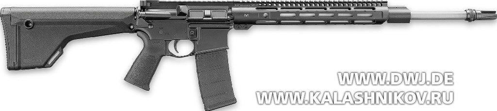 винтовка Tactical Precision Rifle отRemington SHOT Show 2019