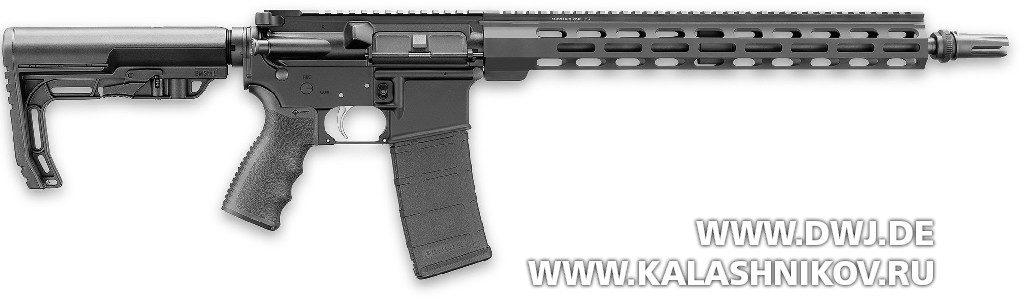винтовка Bushmaster Minimalist-SD M-LOK SHOT Show 2019