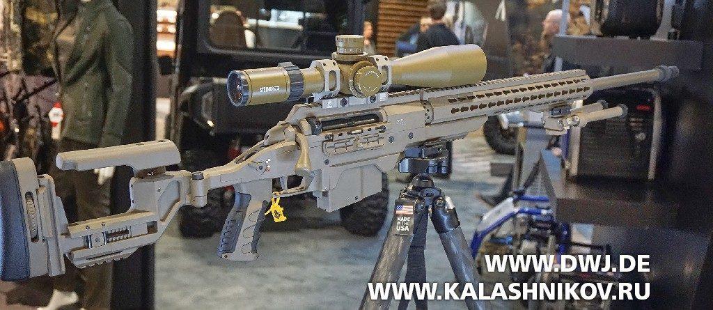 Винтовка Steyr SSG M1 SHOT Show 2019