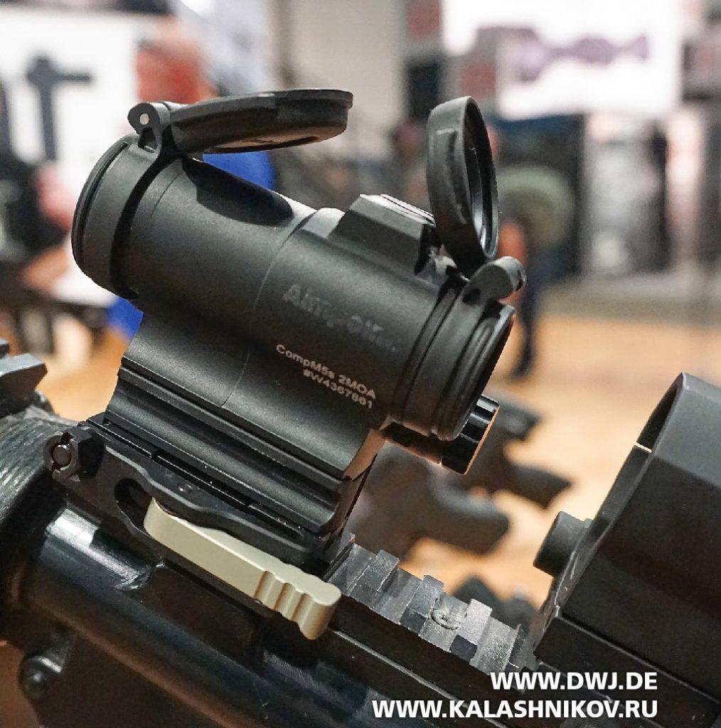 прицел Aimpoint CompM5s SHOT Show 2019