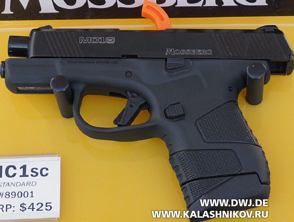 пистолет Remington RM380 Executive  SHOT Show 2019