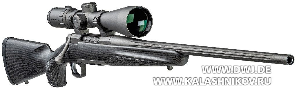 винтовка Browning X-Bolt Pro Carbon SHOT Show 2019