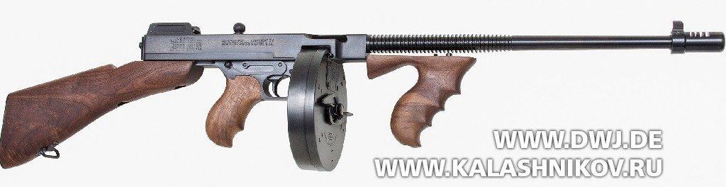 Tommy Gun Thompson 1927A1  SHOT Show 2019