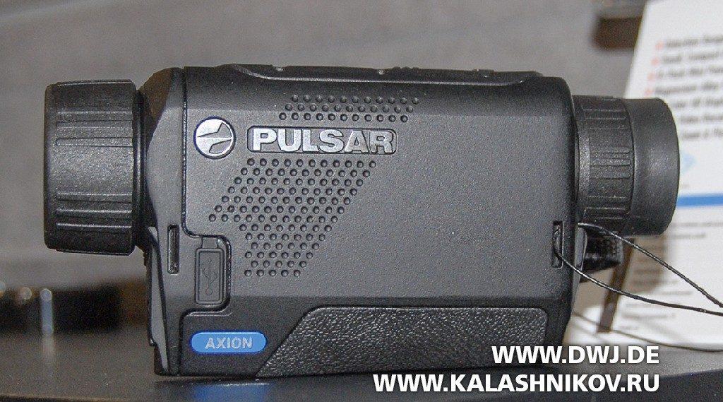 тепловизор Pulsar Axion SHOT Show 2019