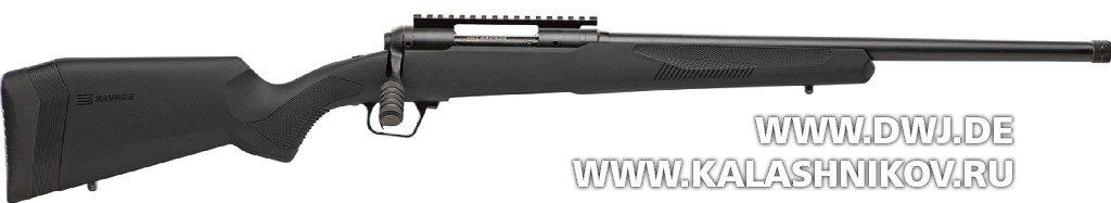 винтовка Savage 110 Tactical Hunter SHOT Show 2019