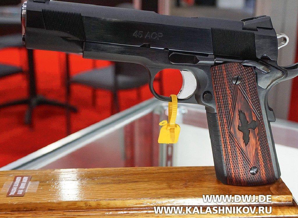 Les Baer 1911 Gunsite Pistol. SHOT Show 2019