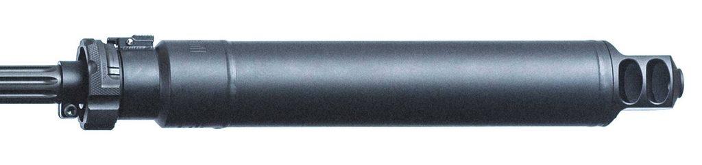 Barrett M107A1, supressor, глушитель