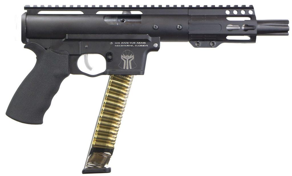 Пистолет-карабин TAC-9, Sol Invictus Arms