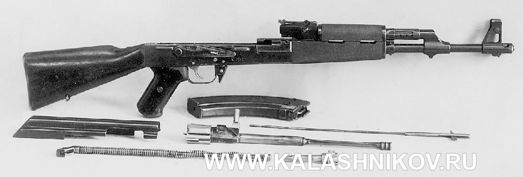 Автомат Калашникова АК-47 (№1)