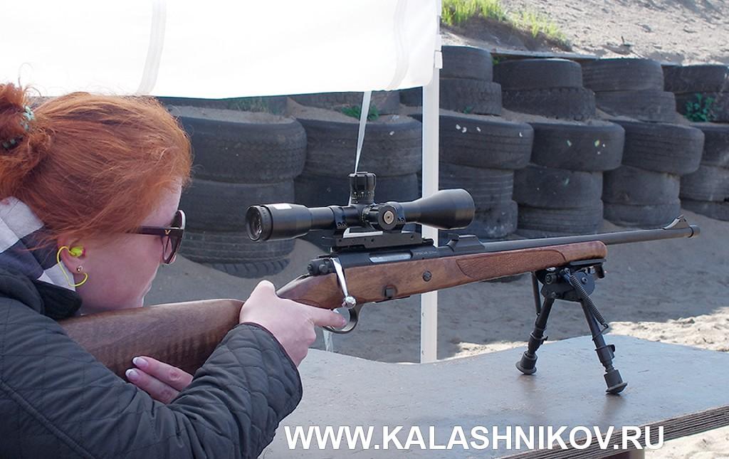 ООО «Молот оружие» на Петербургском оружейном форуме 2019