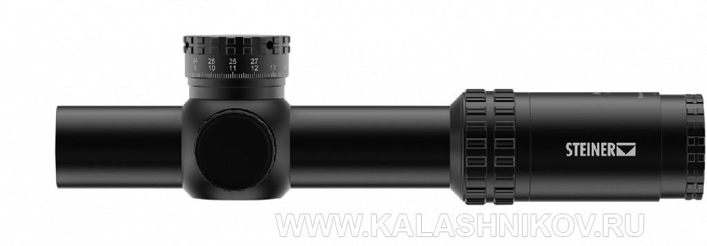 Оптический прицел Steiner M8Xi 1–8x24