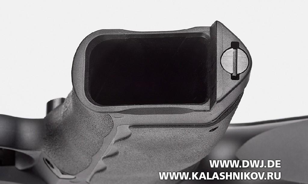 Пистолет USW A1 шахта магазина